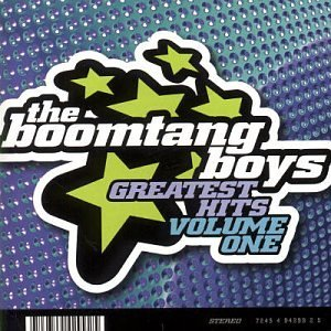 The Boomtang Boys - Greatest Hits Vol. 1